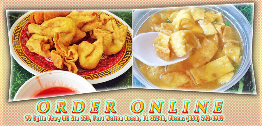 Chinese Food Delivery In Fort Walton Beach Florida