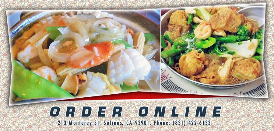 China House Restaurant Salinas Ca
