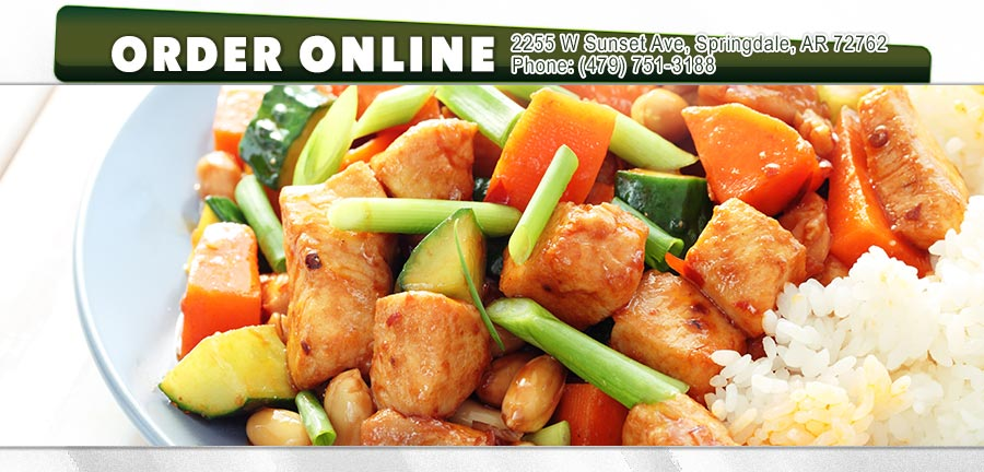 Chinese Food Delivery Rogers Ar