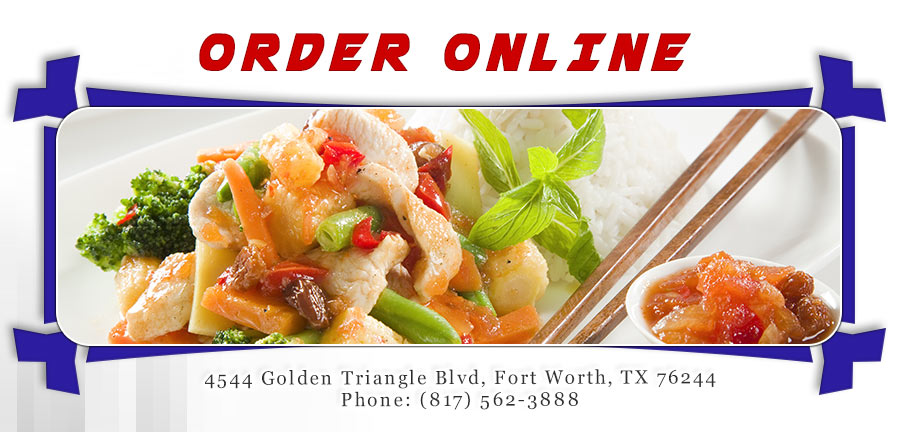Chinese food motor parkway for Lucky wok garden city