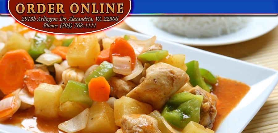 Chinese Food Alexandria Va
