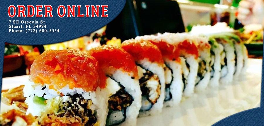 Noodle World Sushi Thai Order Online Stuart Fl 34994 Thai