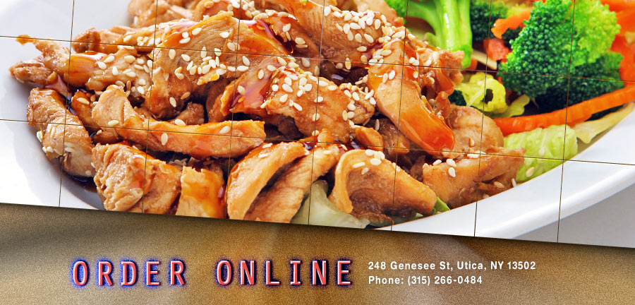 Chinese Food Genesee St Utica Ny