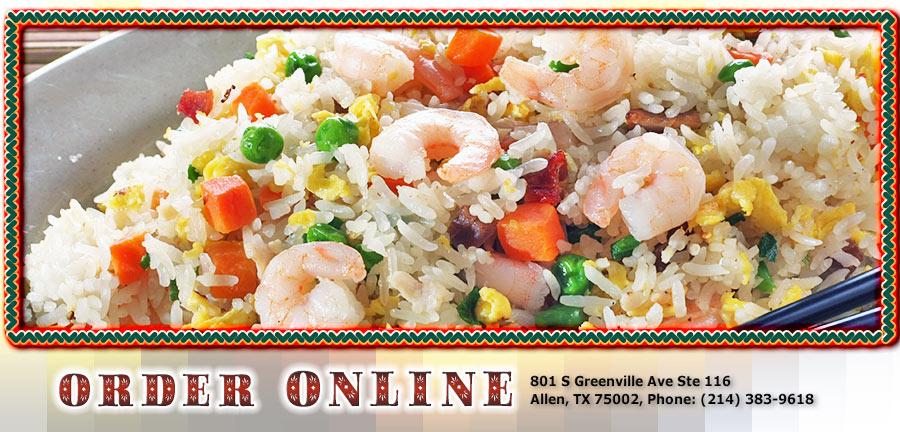 Chinese Food Greenville Allen Tx