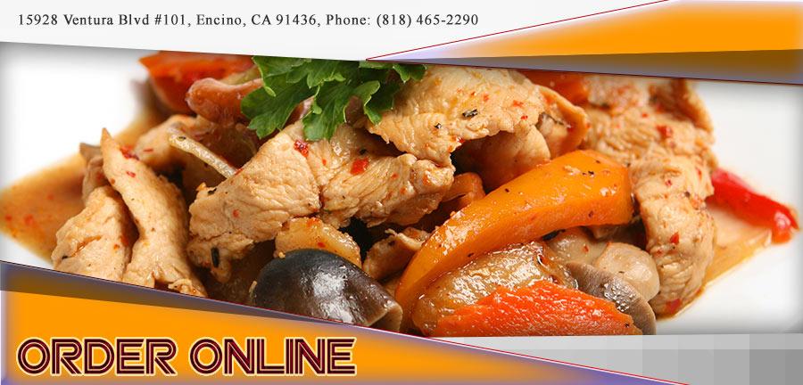 Thai Food On Ventura Blvd