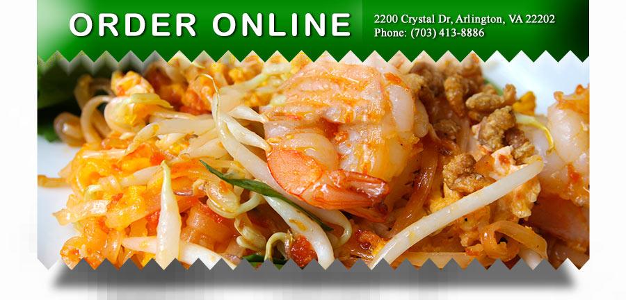 Neramitra thai cuisine order online arlington va for Arlington thai cuisine