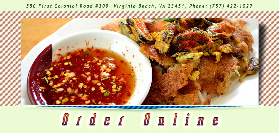 Kao Thai Restaurant Virginia Beach