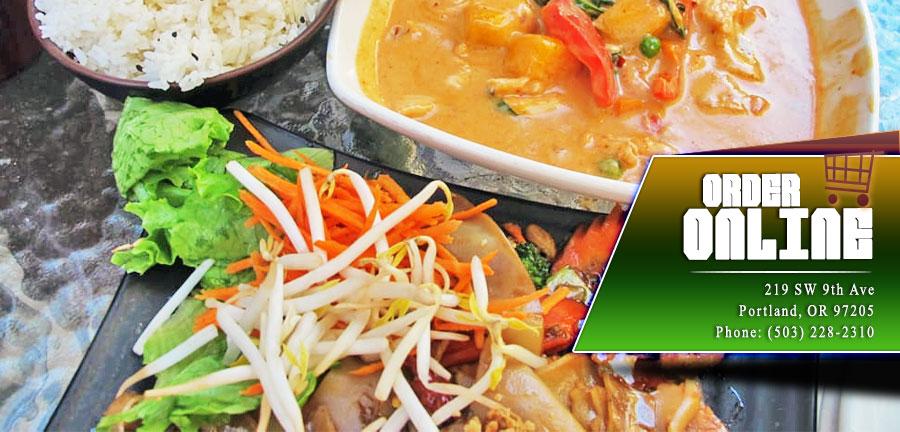 Best Thai Food Sw Portland
