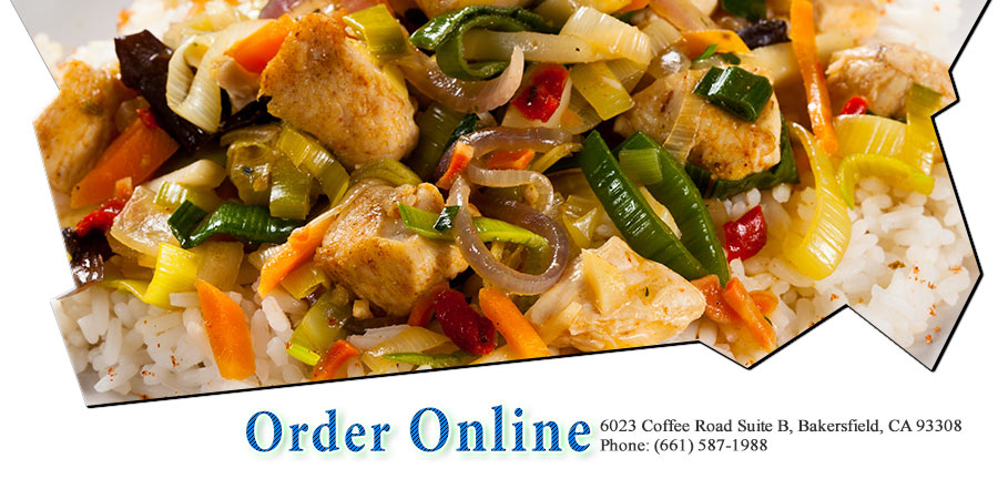 Chinese Food Delivery Bakersfield Ca