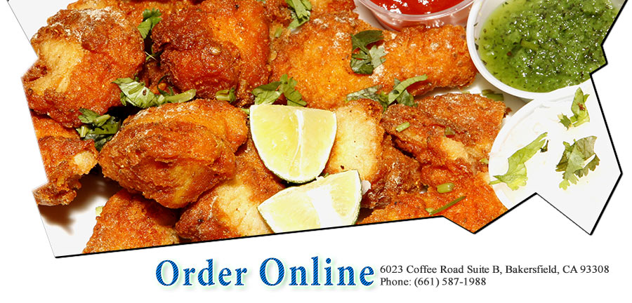 Food Delivery Bakersfield
