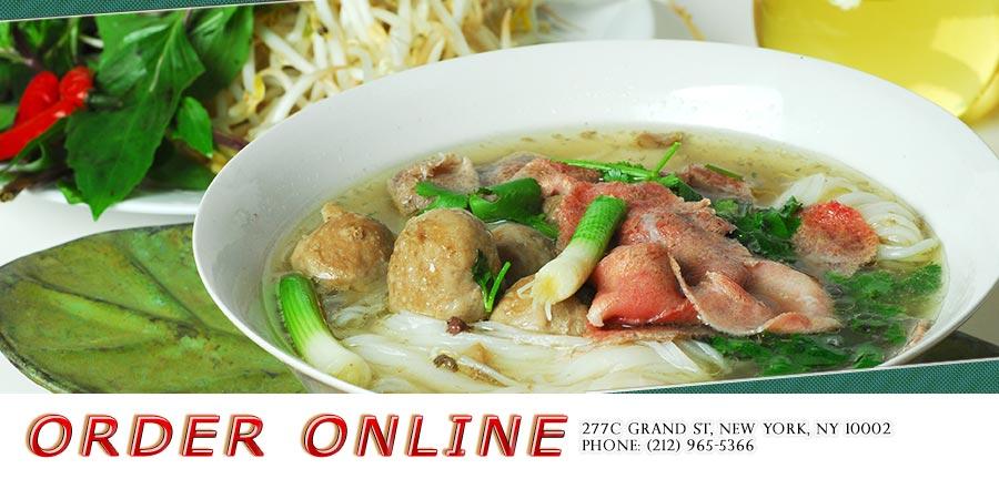 Pho Grand | Order Online | New York, NY 10002 | Vietnamese