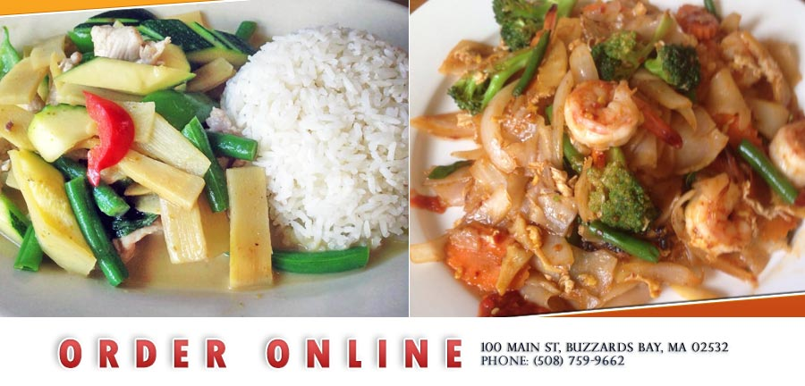 Krua Thai | Order Online | Buzzards Bay, MA 02532 | Thai