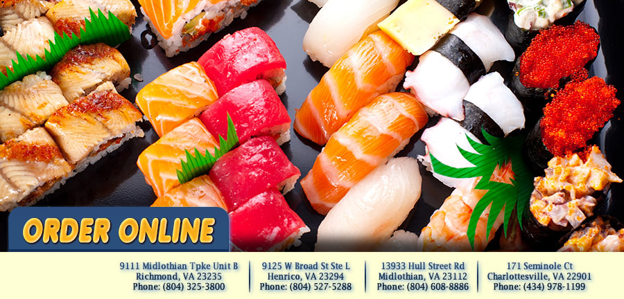 Sushi King Order Online Richmond Va 23235 Sushi