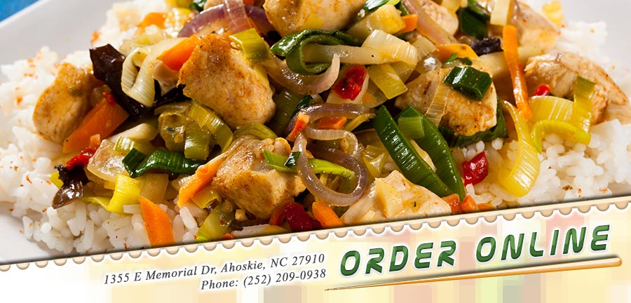 lucky garden order online ahoskie nc 27910 chinese
