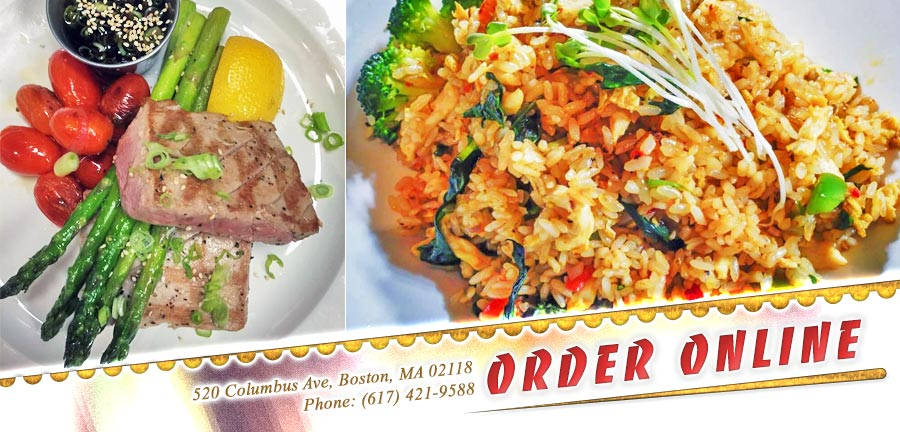 Shun\'s Kitchen | Order Online | Boston, MA 02118 | Asian