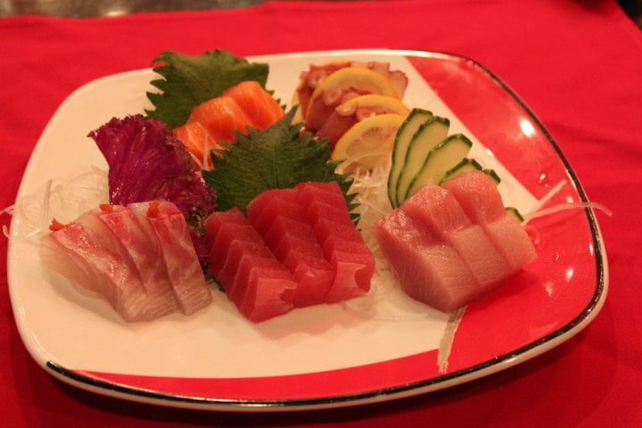 5kinds of fish