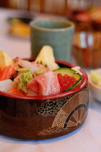 chirashi- bowl