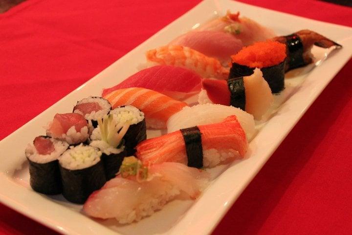 Deluce sushi