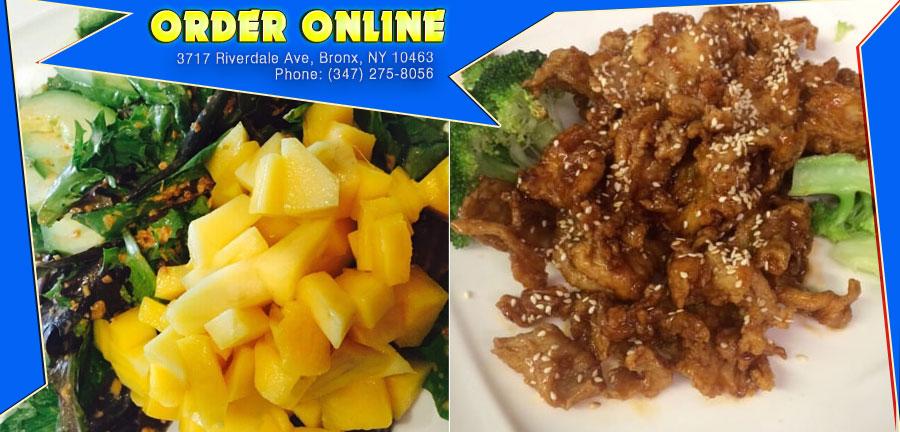 Thai food riverdale