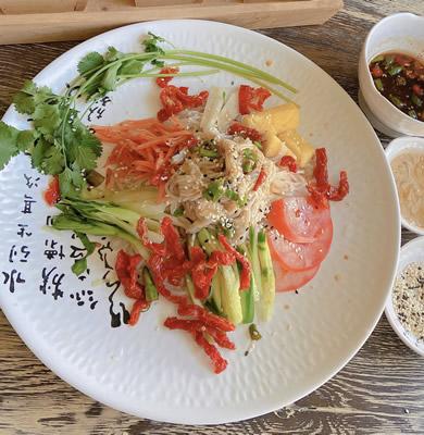summer noodle