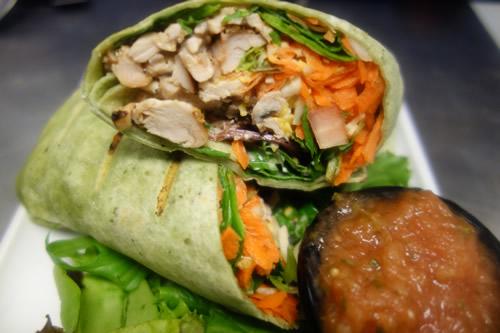 chicken wrap (wrap)