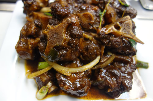 oxtail  (specialty)