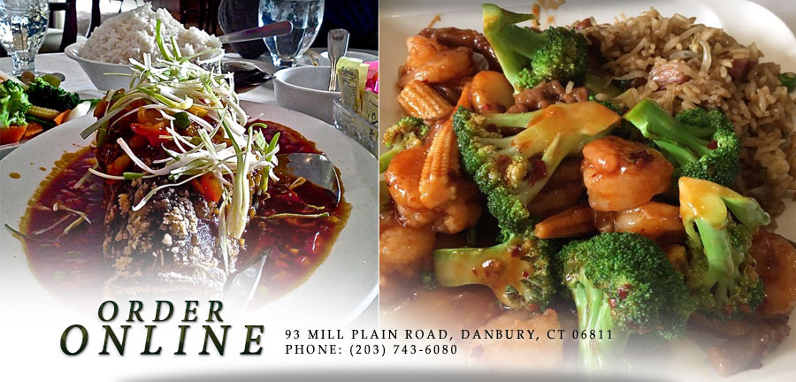 Danbury Chinese Food Delivery