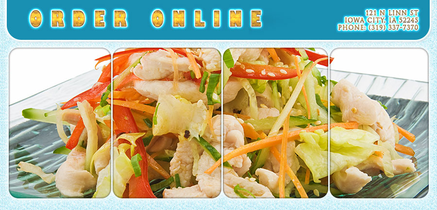 Order Online Food Iowa City