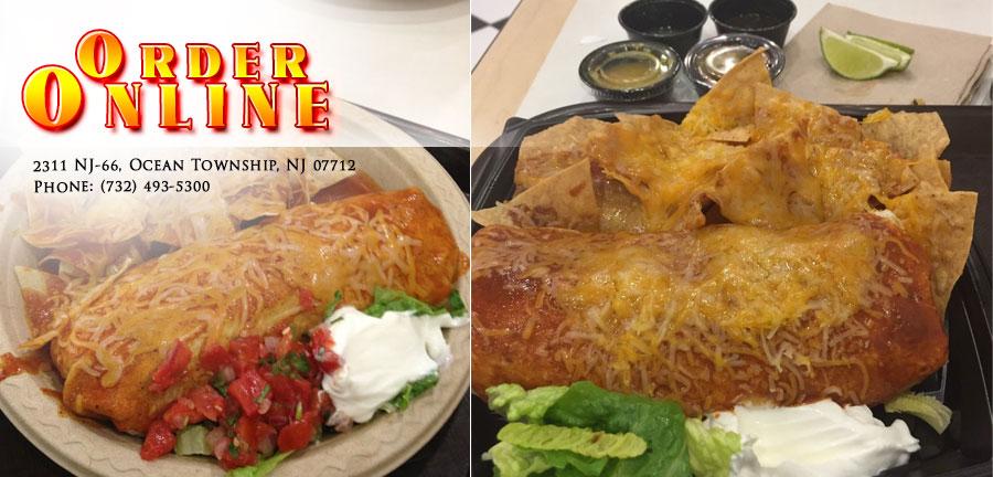 Baja Fresh Mexican Grill Order Online Ocean Township Nj 07712