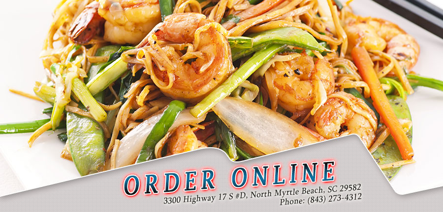 Chinese Food North Myrtle Beach Delivery