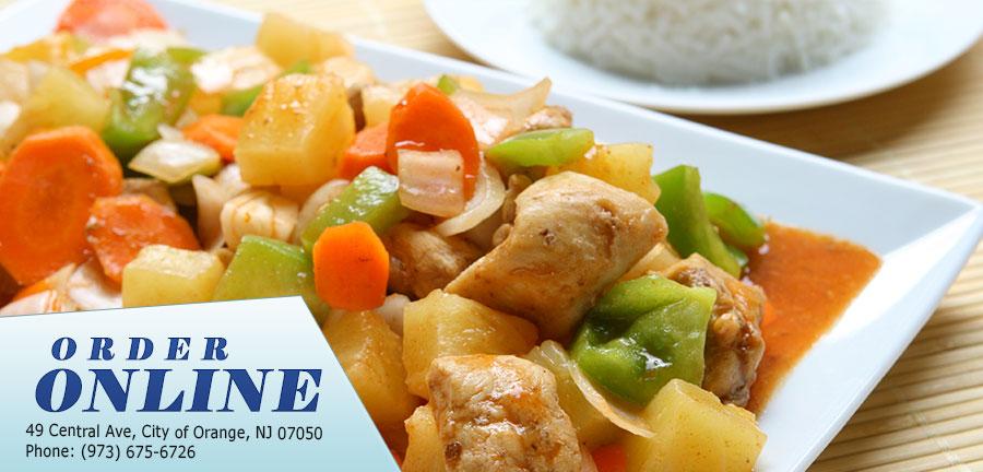 Main Moon Chinese Food West Orange Nj
