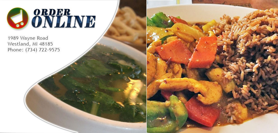 Thai Food Wayne Rd