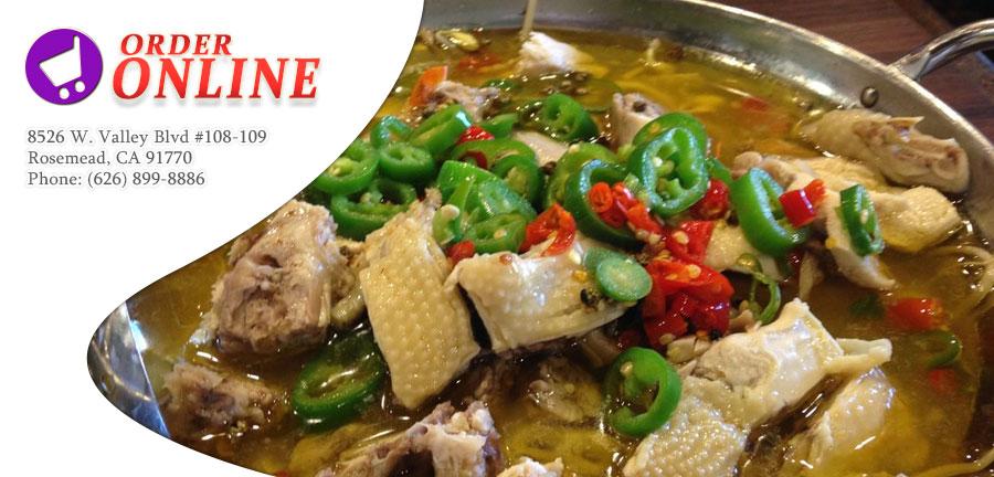 Chengdu Taste | Order Online | Rosemead, CA 91770 | Chinese