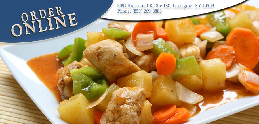 China Kitchen Order Online Lexington Ky 40509 Thai