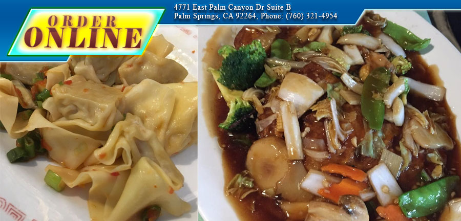 Supreme Dragon Seafood Restaurant Order Online Palm Springs Ca 92264 Chinese