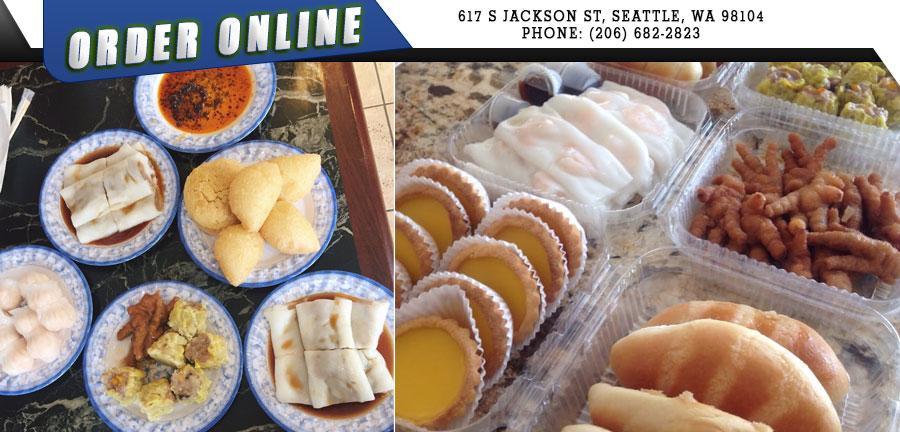 Dim Sum King | Order Online | Seattle, WA 98104 | Chinese