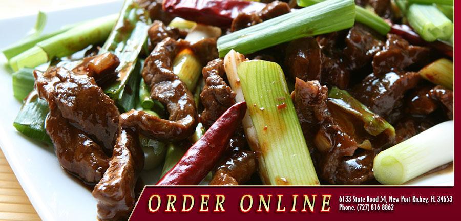 New Shanghai Chinese Restaurant Order Online Port Richey Fl 34653