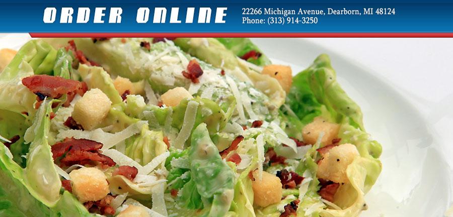 Kabob Garden Mediterranean Cuisine Order Online Dearborn Mi 48124 Seafood