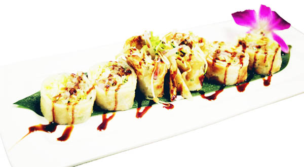 roasted duck roll