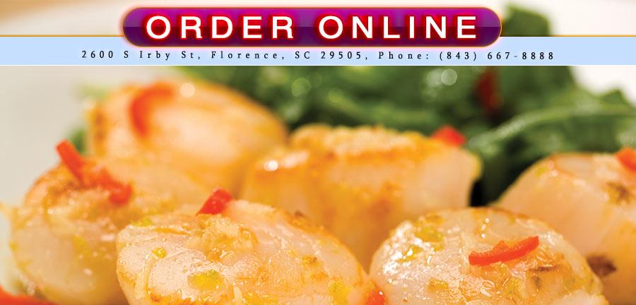 Hong Kong Chinese Restaurant Order Online Florence Sc 29505