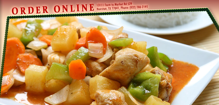 Order Chinese Food Online Houston