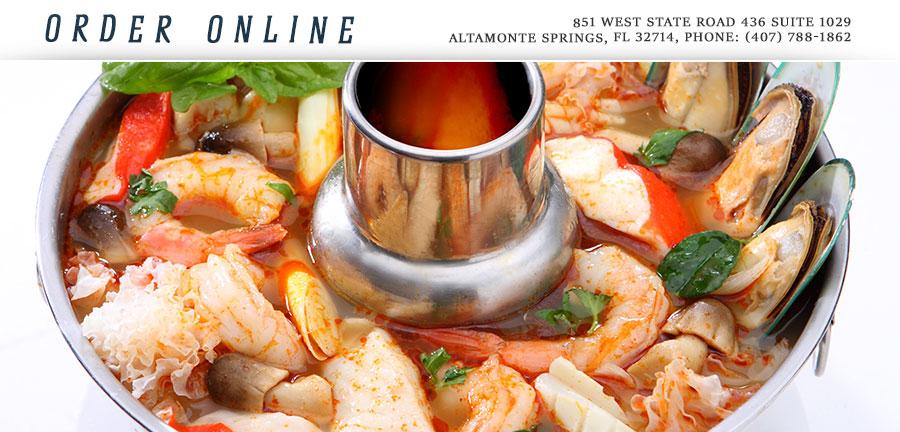 Pilin Thai Restaurant   Order Online   Altamonte Springs ...
